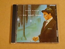 CD / FRANK SINATRA ‎– IN THE WEE SMALL HOURS