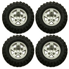 "4X Heavy Duty Beadlock 1.9"" wheel rims + 108mm tyre Tire For Crawler RC4WD"
