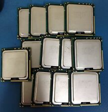 JOB LOT x14 INTEL XEON E5620 QUAD CORE PROCESSOR 2.40GHZ/12M/5.86 SLBV4 LGA 1366