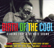 BIRTH OF THE COOL - DIGGING BLUE NOTE SOUND  (NEW SEALED 2CD)