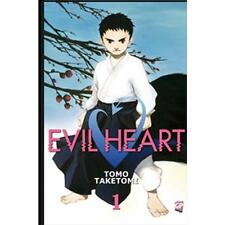 EVIL HEART 1 2 3 COMPLETA - MANGA GP PUBLISHING - NUOVO