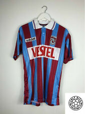 Retro TRABZONSPOR #6 96/97 Home Football Shirt (L) Soccer Jersey Adidas