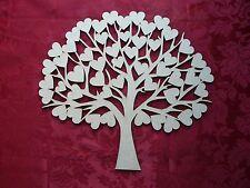 MDF Wooden MDF Wooden Wedding guest book tree Wedding gift decoration