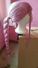 Arda Wigs Jasmine in Bubblegum Pink