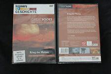 Discovery Geschichte, Great Books, Krieg der Welten, ( DVD ) Neu & OVP