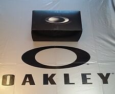 OAKLEY RACING JACKET 30 YEAR SPORT EDITION POLISHED FOG + RED & BLACK IRIDIUM