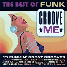 THE BEST OF FUNK - GROOVE ME / CD - TOP-ZUSTAND
