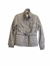 GIRL'S FAUX LEATHER JACKET in GREY COLOUR SIZE  11/12 Y from NEXT (K-6)