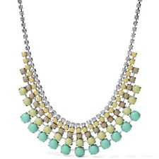 New Fossil Color Cupchain Statement Necklace JA6344040