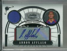 07/08 Bowman Sterling Basketball Arron Afflalo Auto Jersey Rookie Card # 196/218