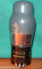 Philco 6F6 G Vacuum Tube V Strong  Results 2700