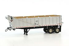 East 2 Axle Dump Trailer w/ Cover - 1/50 - Sword #SW2040