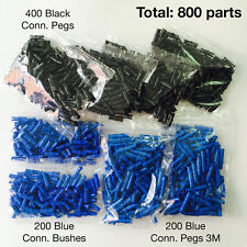 Lego Technic Connector Pin Peg, Bush - New Genuine 800 Parts in Total