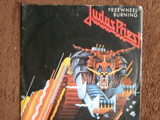 JUDAS PREIST - FREEWHEEL BURNING / BREAKING THE LAW 7in vinal
