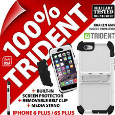 New Trident Kraken AMS Rugged Protection Case Cover for Apple iPhone 6 / 6S Plus