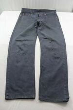 J1269 Levi´s 615 02 Jeans W34 L32 Dunkelgrau  Gut