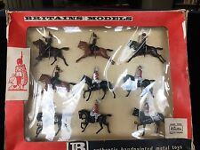 Britains Set 9305 Life Guards And 4th Hussars 1960-66 Issue
