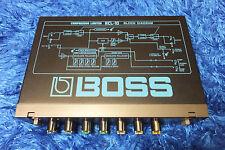 BOSS RCL-10 COMPRESSER LIMITER Effect Pedal RCL10 roland 160405
