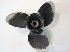 Johnson Evinrude Outboard Propeller 13 x 11 1992 48hp  (B10-6)