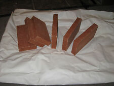 Quadra fire and wood stove BRICKS, Pack of 6, brand new  832-3040