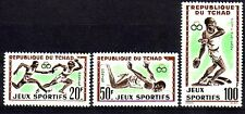 Tschad  Michelnummer  89 - 91  postfrisch