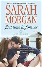First Time in Forever by Sarah Morgan (2015, Paperback)