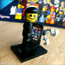 THE LEGO MOVIE Minifigures SCRIBBLE-FACE BAD COP #7 SEALED Minifigs 71004 GOOD