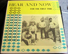 "Hear And Now ""For The First Time"" Signed LP Stereo NM"
