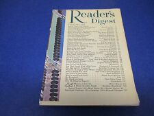 Reader's Digest, February 1951, Nature's Undertaker,Strangest Place in Chicago