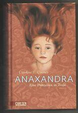 """Buch """"Anaxandra - Eine Prinzessin in Troja"""" von Caroline B. Cooney"""
