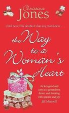 Christina Jones The Way to a Woman's Heart Very Good Book
