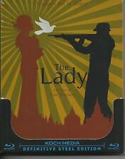 The lady. L'amore per la libertà (2011) s.e. Blu Ray metal box