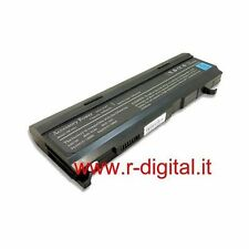 BATTERIA TOSHIBA TH 3451 4800mAh 10.8V RICAMBIO NOTEBOOK SATELLITE A110 A85 M105