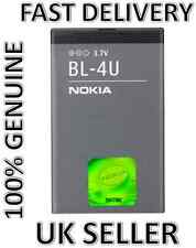 GENUINE BL-4U BATTERY FOR NOKIA C5-03 E66 E75 3120 5730 5330 6600 8800 ASHA 300