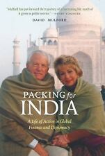 Packing for India: A Life of Action in Global Finance and Diplomacy, printed, Mu