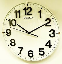 "SEIKO WALL CLOCK QUIET SWEEP ""QXA656WLH"""