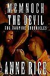 G, Memnoch the Devil (Vampire Chronicles, Book 5), Anne Rice, 0679441018, Book