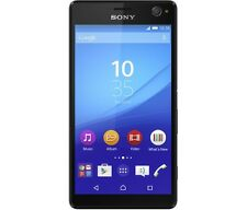 Brand New (Open Seal) Sony Xperia C4 (Black) - Refurbished
