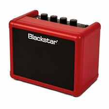 Blackstar FLY3 3W Mini 2-Ch Overdrive Clean Guitar Amplifier Limited Edition Red