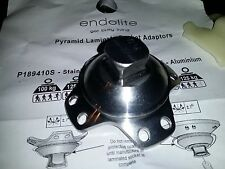 New ENDOLITE Pyramid Laminate Socket Adaptor Stainless Steel Prosthetic P189410S