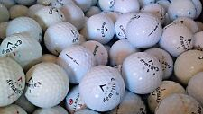 50 Callaway Tour HX Black SR Chrome Chrome Soft is ix iz Golf Balls