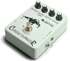 Joyo JF-07 Classic Flanger Guitar Effects Pedal