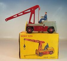 Dinky Toys France 50 Grue Salev Kran - Crane - Kraan in O-Box #4442