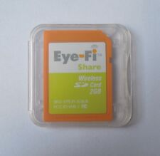 2GB Eye-FI SD CARD Wireless Wi-Fi Card For Digital Camera 31153-2GBES-P