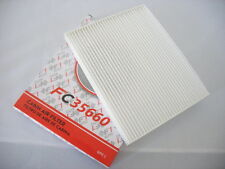 FC35660 FIT(Elantra 2007-2015 & Accent 2011 AC CABIN AIR FILTER CF10728 PHB5660)
