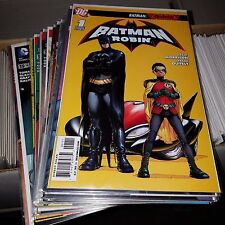 Batman and Robin (New 52) Lot - Issue #s 1, 14, 15, 16, 18, 21-24, 29-40