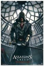ASSASSIN'S CREED SYNDICATE ~ BIG BEN ~ 22x34 VIDEO GAME POSTER ~ NEW/ROLLED!