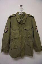 WW2-Era M1943 Field Jacket, Tech Sergeant Rank 36S (A1798)