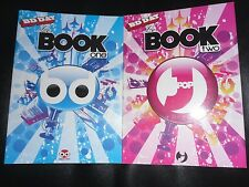 RARO BD DAY 08 Le Book One 1 + Le Book Two 2 BD JPOP Manga Comics Graphic Novel