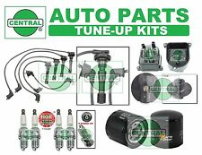 TUNE UP KITS 97-01 HONDA CRV: SPARK PLUGS, WIRE SET, FILTER, DIST. CAP & ROTOR